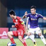 V-League 2020: Tâm điểm Hà Nội FC-Hoàng Anh Gia Lai