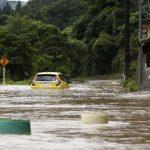 Nhật Bản: Hơn 76.000 cư dân miền Tây Nam sơ tán do mưa lớn