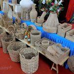 Khánh thành Hợp tác xã sản xuất sợi chuối đầu tiên tại Việt Nam