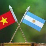 Việt Nam và Argentina thúc đẩy quan hệ hợp tác song phương