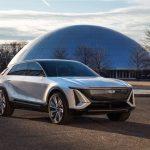 Cadillac so găng Tesla với mẫu crossover chạy hoàn toàn bằng điện