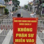 Đồng Nai: Phong tỏa đường Hồ Văn Đại, cách ly 200 hộ dân