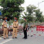 Hà Nam: Phong tỏa khu vực liên quan bệnh nhân 620
