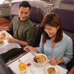 Singapore Airlines: Lên kế hoạch chuyển máy bay cỡ lớn thành nhà hàng