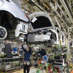 Nhật Bản: Sản lượng công nghiệp tăng tháng thứ ba liên tiếp