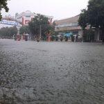 Bão số 8: Cách quần đảo Hoàng Sa 450km, mưa xuất hiện trên cả nước