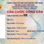 CCCD: Quy trình làm thẻ căn cước công dân gắn chip