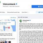 Vietcombank lên tiếng về vấn đề sao kê