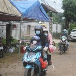 Sóc Trăng: Người dân cảnh giác không bị lôi kéo về quê bằng xe máy